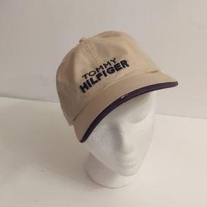 Tommy Hilfiger tan/black baseball cap